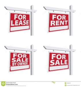 set-four-vector-real-estate-signs-18069014